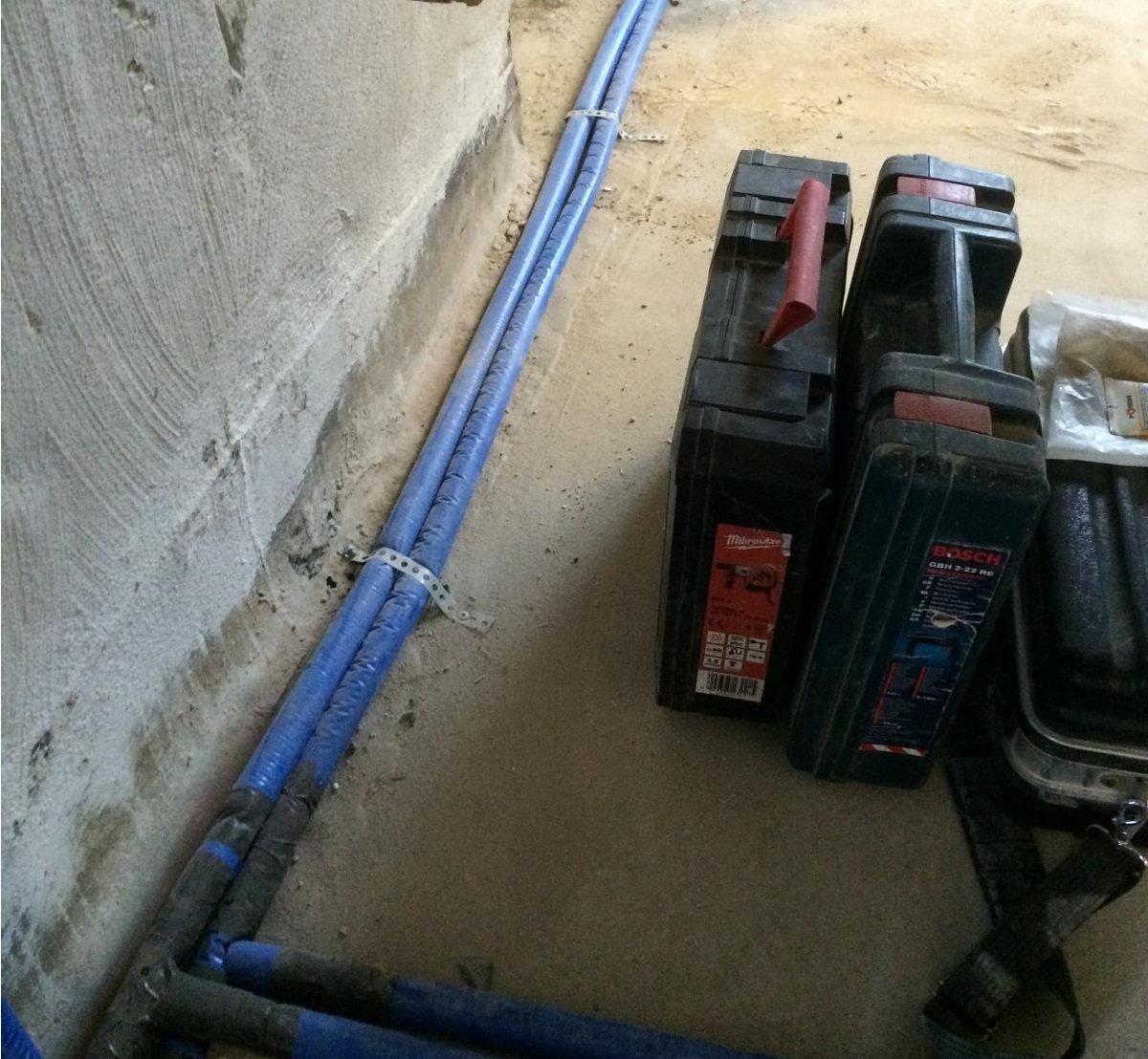 Durchführung Renovierung1